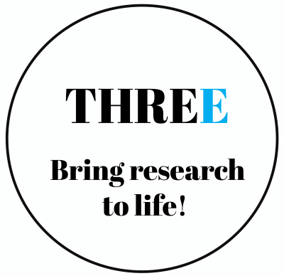 Step three: Bring research to life!